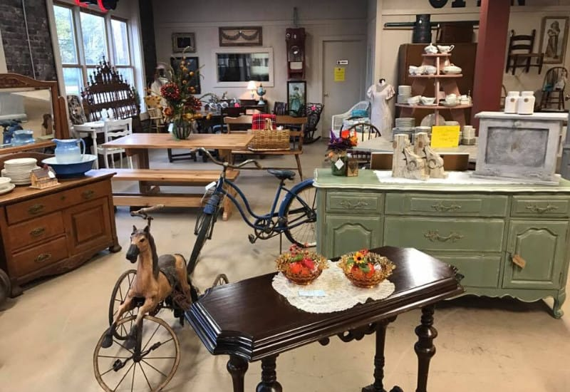 Antique Mercantile - one of the best things to do in Jackson Michigan