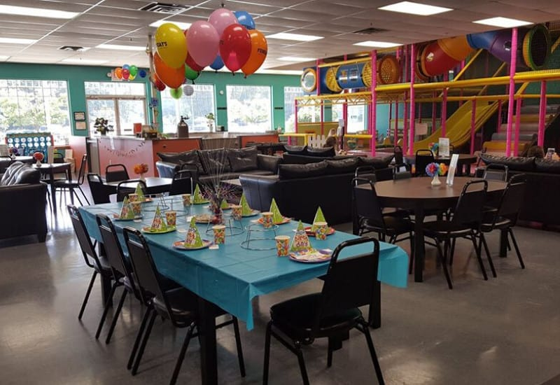Fundays Family Fun Cafe - one of the best things to do in Jackson Michigan