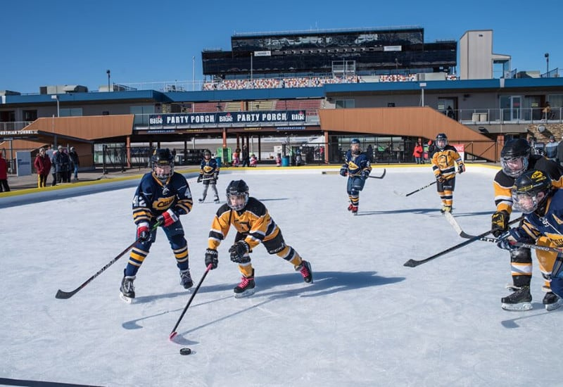 MIS Backyard Hockey Tournament - one of the best events & festivals in Jackson Michigan