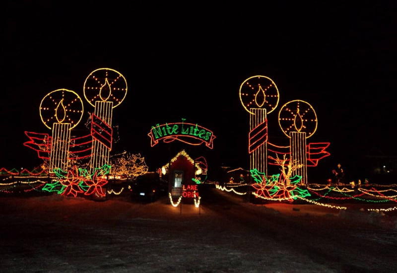 Nite Lites - one of the best things to do in Jackson Michigan