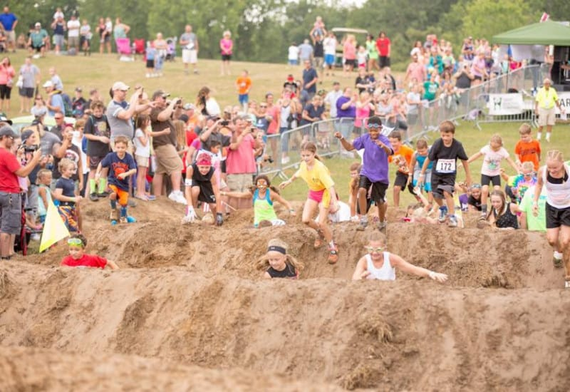 Childrenz Challenge at MIS - one of the best events & festivals in Jackson Michigan