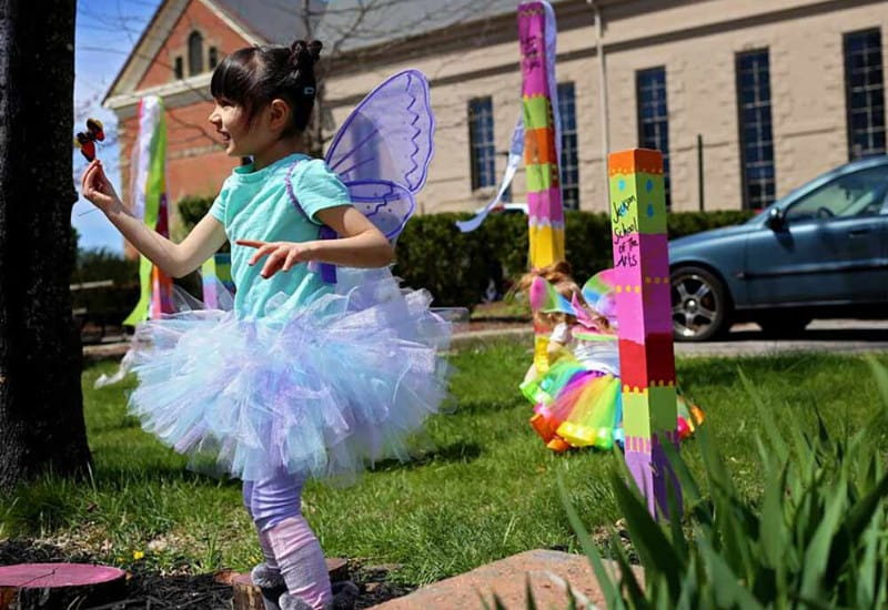 Fairy Festival - one of the best events & festivals in Jackson Michigan