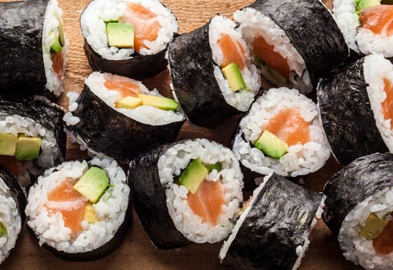 AKA Sushi - one of the best Jackson Michigan restaurants