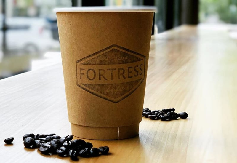 Fortress Cafe - one of the best Jackson Michigan restaurants