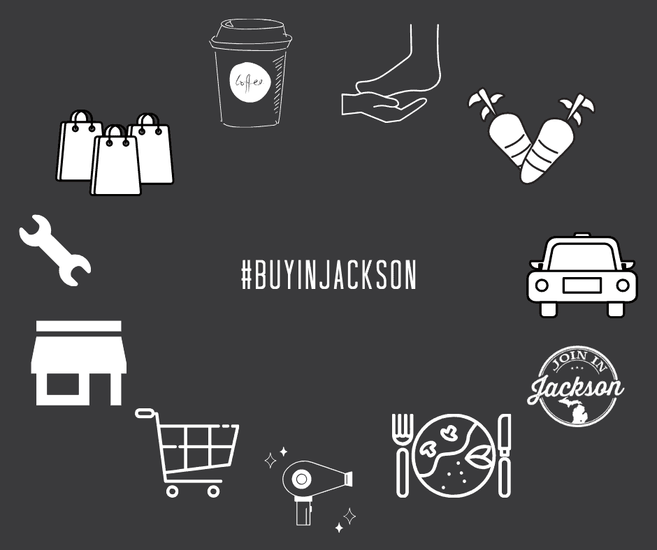 buyinjackson - support small businesses