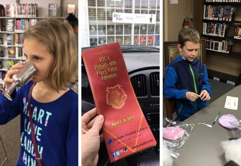 Fun Activities for Kids at the Library in Jackson Michigan