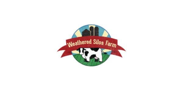 Weathered Silos Farm - Jackson County Michigan