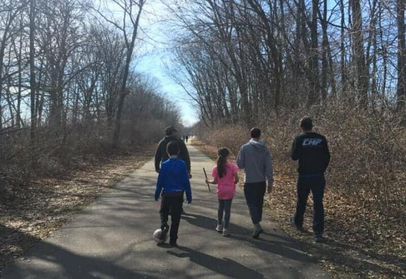 Best Trails in Jackson Michigan