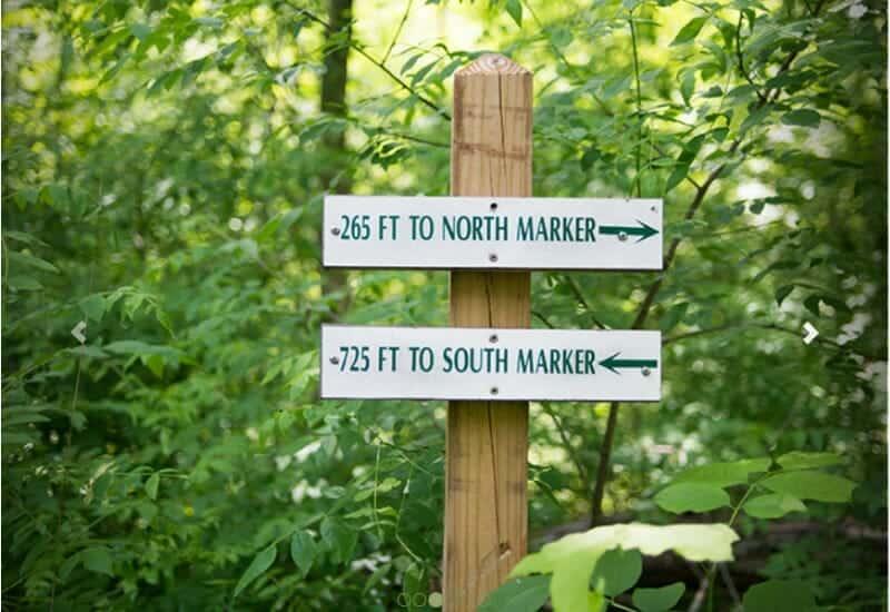 Meridian-Baseline Trail
