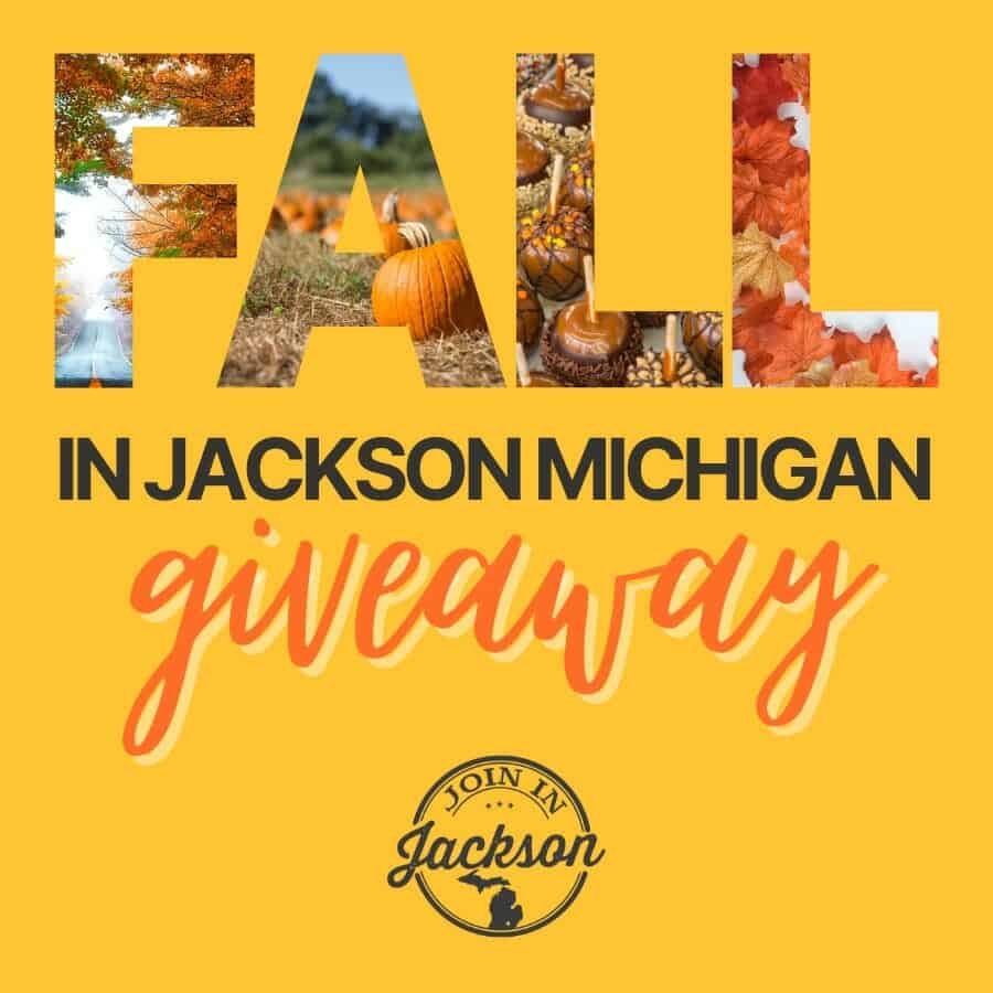Join In Jackson fall giveaway