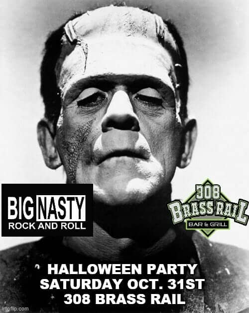 308 Brass Rail Halloween Party Jackson MI