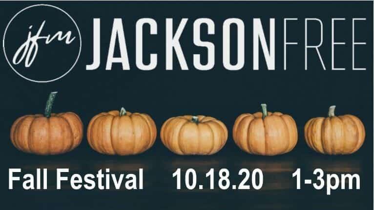 Fall Festival Jackson Free Methodist Church