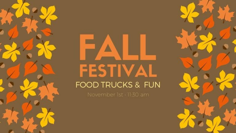 Fall Festival at Spring Arbor Free Methodist Church in Michigan