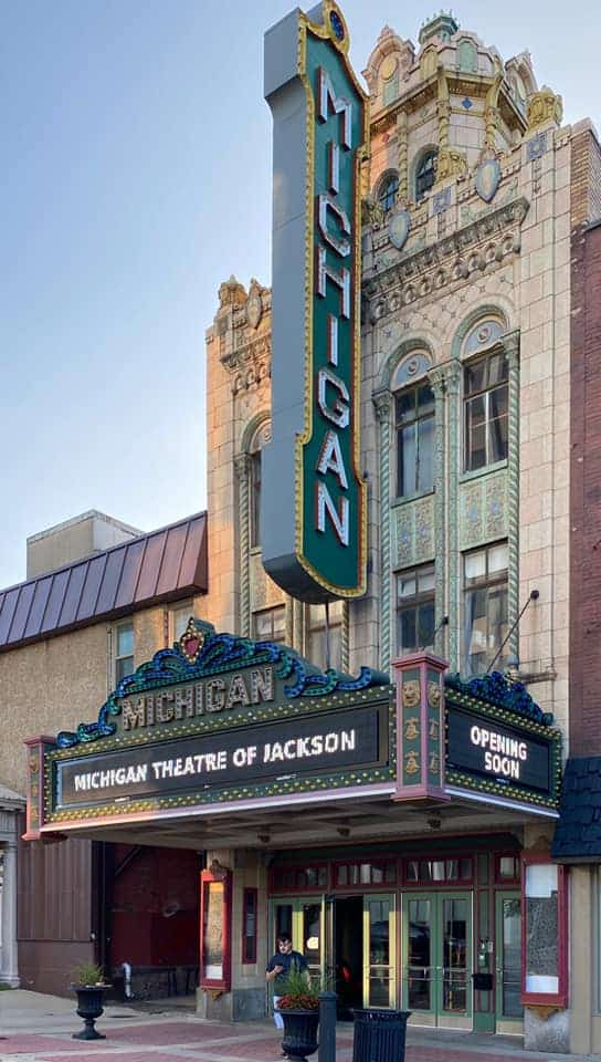 Michigan Theatre of Jackson