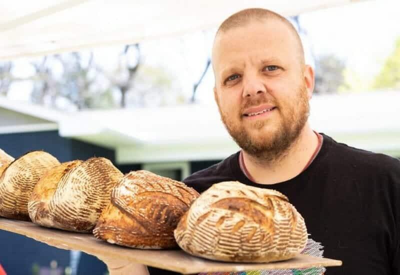 DoughNation Bakery in Jackson MI - Aaron Cole