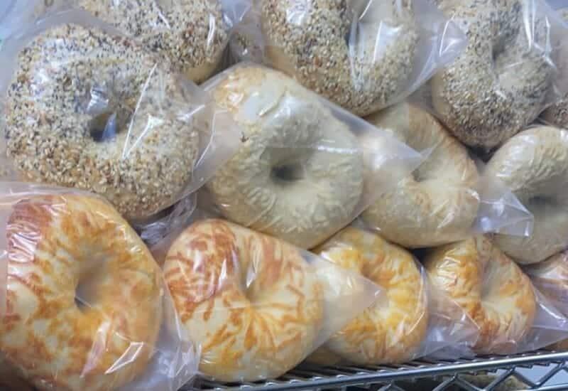 DoughNation Bakery in Jackson MI - sourdough bagels