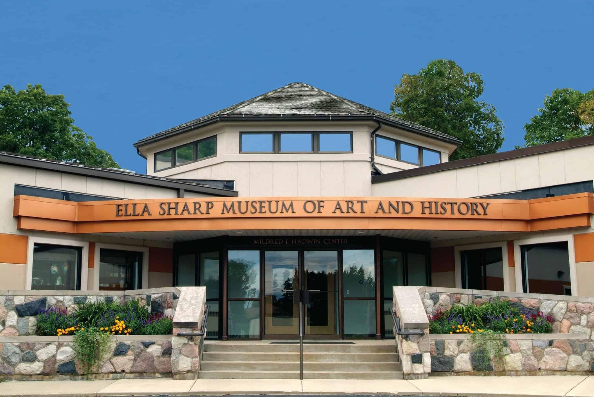 Ella Sharp Museum in Jackson Michigan