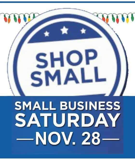 Small Business Saturday at Book Cottage Jackson MI