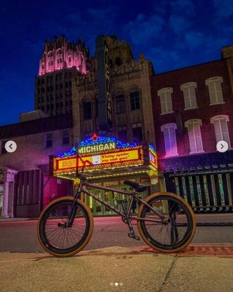 Jackson's Michigan Theatre
