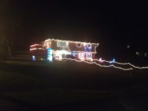 best Christmas lights in Jackson MI - Hanover-Horton