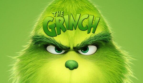 The Grinch Movie Night at Jackson Free Methodist Church