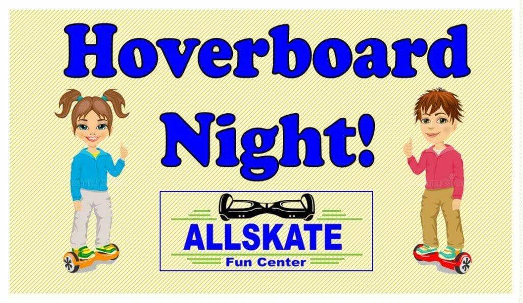 Hoverboard Night at Allskate
