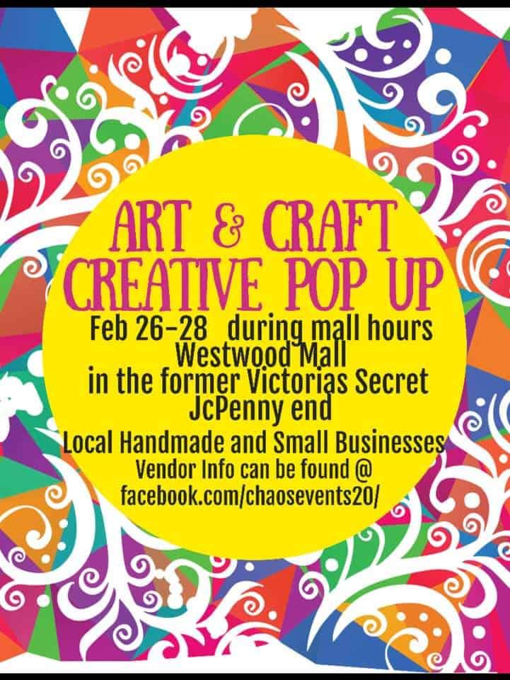 Art & Craft Creative Pop Up