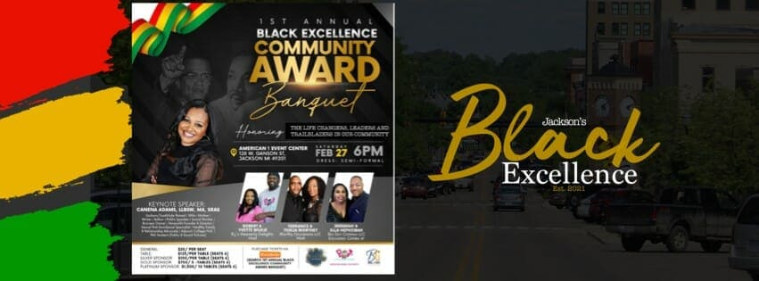 Black Excellence Community Award