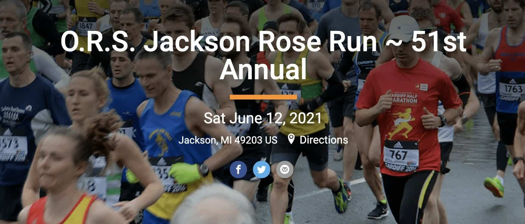 Jackson Rose Run