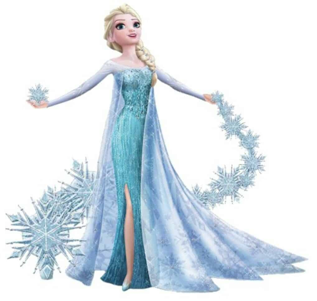 Frozen Party at Book Cottage in Jackson Michigan