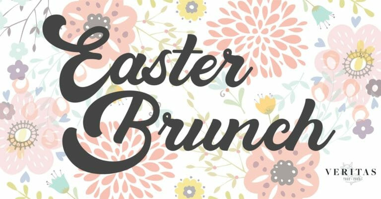 Easter Brunch at Veritas graphic