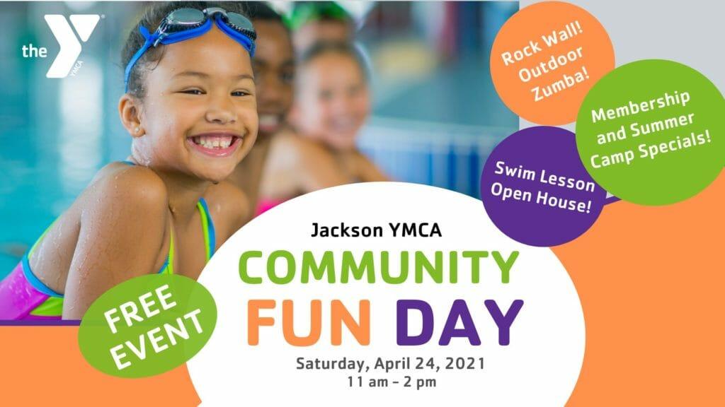 Community Fun Day JYMCA