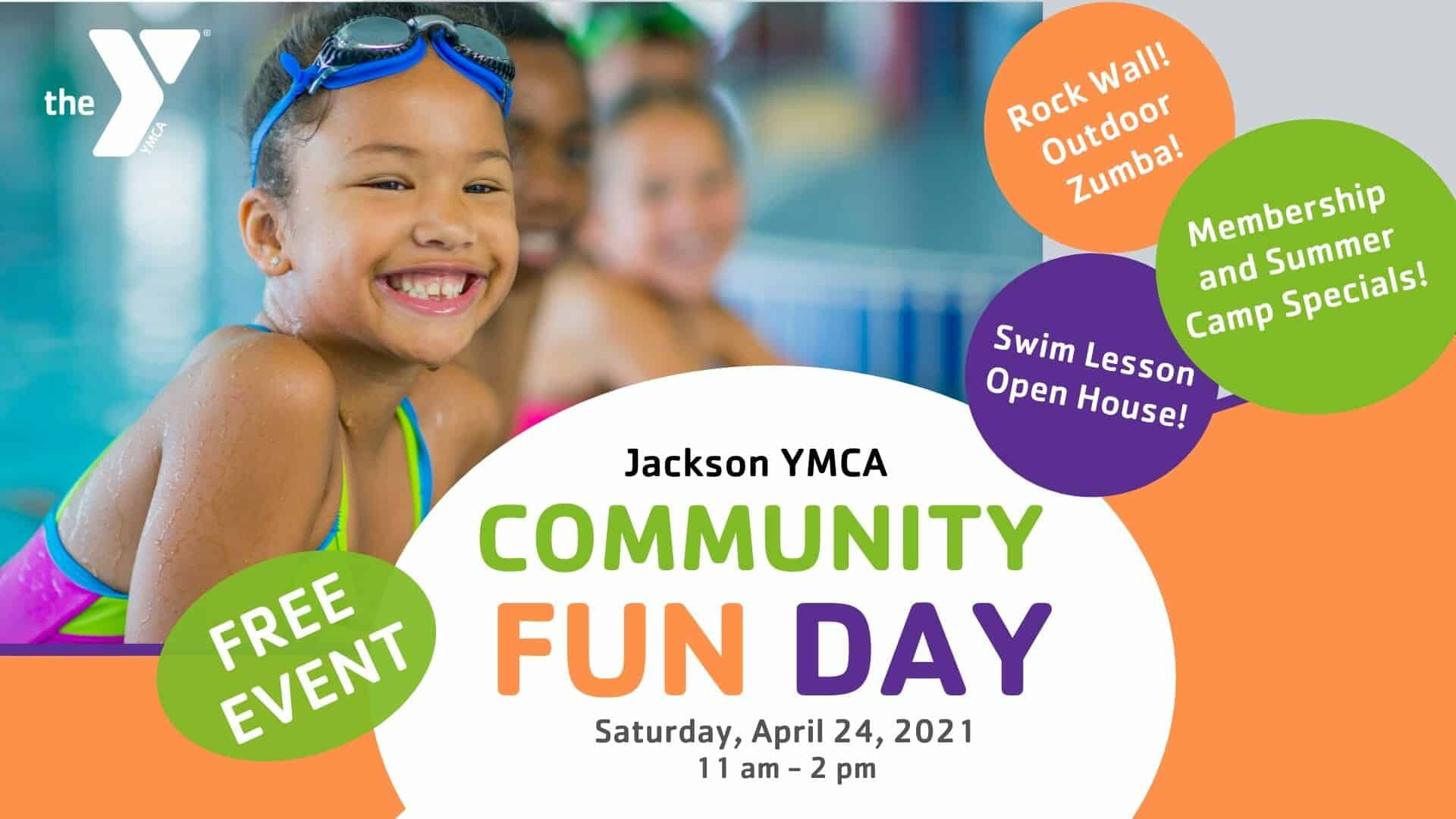Community Fun Day JYMCA