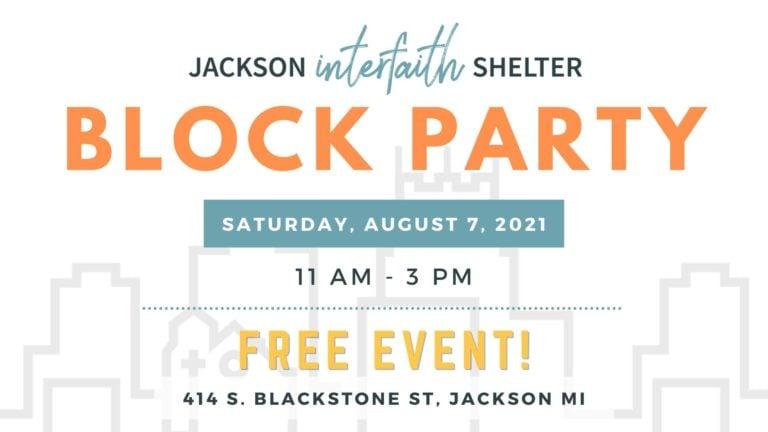 Block Party-Interfaith Shelter
