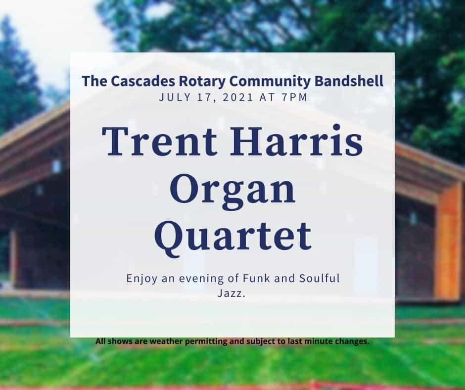 Cascades Summer Concert Series-OrganQuartet