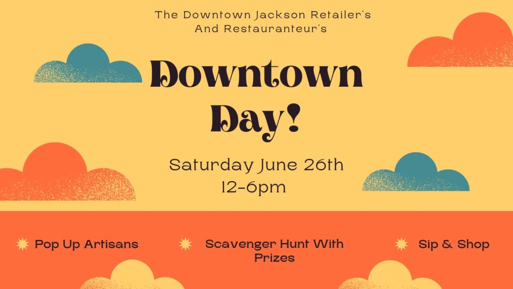 Downtown Day graphic