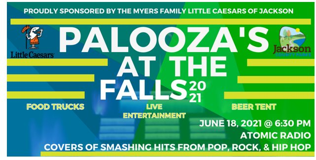 Palooza's at the Falls