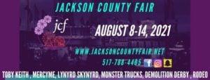 2021 jackson county fair jackson michigan