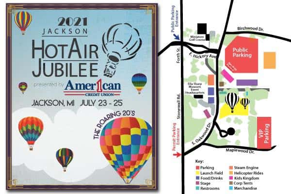 2021 jackson hot air jubilee map