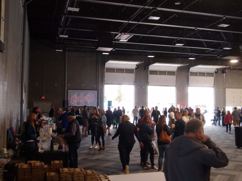Southern Michigan Winter Beer Festival Inside